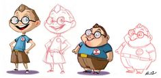Character Design Inspiration by Reevolver | Abduzeedo Design Inspiration & Tutorials