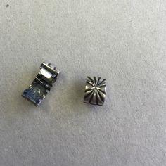 Pair of 2 Pandora Sunburst Clip Charms Set of two charms. Pandora number 790210 Pandora Jewelry Bracelets