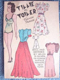 Tillie the Toiler 1934 From Ebay