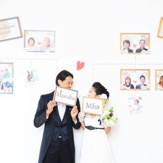 結婚式で「家系図」を紹介する・飾るアイデアまとめ   marry[マリー]