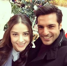 Best selfie Serkan Çayoğlu & Özge Gürel