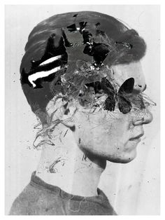 "Saatchi Online Artist: jerry seguin; Assemblage / Collage, 2013, Mixed Media ""dirt"""