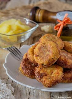 Polpette di cavolfiore e patate ricetta sfiziosa