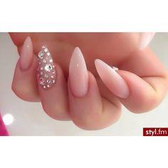心斎橋のジェルネイルサロン Mani Closet主宰 筒井のぞみのネイルデザインコレクションブログ! ❤ liked on Polyvore featuring beauty products, nail care, nails, nail art and nail polish