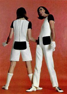 Space Age Fashion | Courrèges