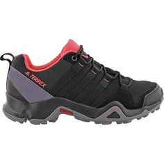 94abb36af4a59f Adidas Outdoor - Terrex AX2R Hiking Shoe - Women s - Black Black Tactile  Pink