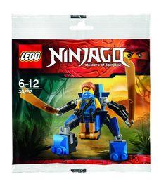 Lego Ninjago 30292 - Jay´s Nano Mech im Beutel Neuheiten 2015 Neuheit