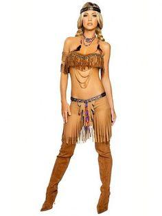 Indian princess costume