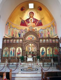Byzantine Iconography Studio specializing in Traditional Icons and Murals for the Orthodox and Eastern-rite (Byzantine) Catholic churches Byzantine, Taj Mahal, Catholic, Saints, Oriental, Religion, Fair Grounds, Spirituality, Traditional