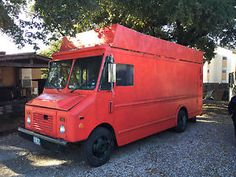 Fairs Festivals Events GMC Mobile Pizza Food Truck. No Reserve