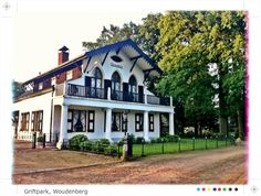 Griftpark, landgoed Geerestein, Woudenberg