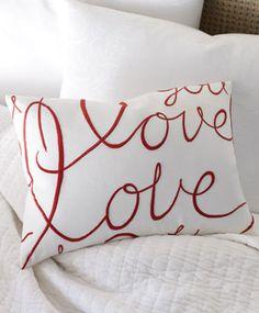 love pillow <3