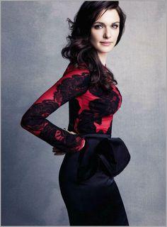 Рейчел Вайс для журнала Marie Claire UK September 2012 / Мода / trendy