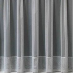 Ready made Net Bathroom Curtains