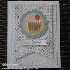 Melanie Makes: Create-a-Cupcake - 10 Minute Craft Dash #23