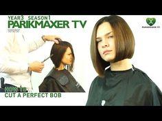 Как подстричь идеальный боб How to cut a perfect bob parikmaxer tv парикмахер тв - YouTube