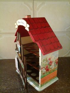 Arte Country, Pintura Country, Egg Skelter, Farmhouse Wall Decor, Coops, Mayo, Ideas Para, Toy Chest, Decoupage