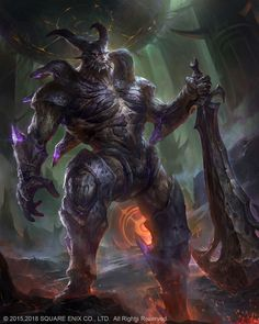 1076 Best Demons and Warriors images in 2019 | Fantasy art