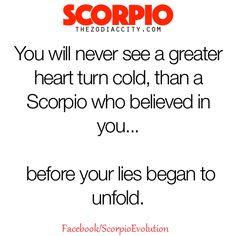 #Scorpio #Zodiac #Astrology For more Scorpio related posts, please follow my FB page, #ScorpioEvolution: https://www.facebook.com/ScorpioEvolution