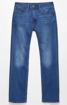 Levi's 505 Regular Fit Big Root Jeans