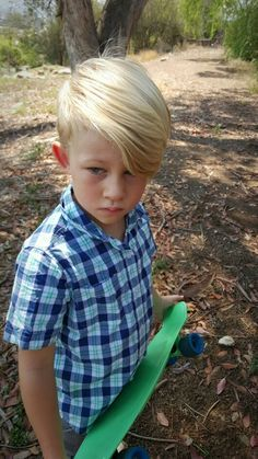 side part hair for little boy - Google Search