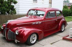 1940 gmc open cab fire truck classic cars and trucks for 1940 pontiac 2 door sedan