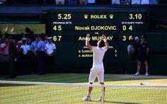 Andy Murray (Wimbledon 2013)