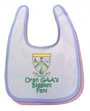 Oran-GAA-Baby-Bibs Baby Bibs, Club, Shopping, Bibs