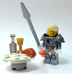 Nexo Knights – Lance (2016) #Lego
