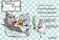 Diseño para Recetas Ilustradas (ARGENTINA)