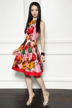 Oscar de la Renta's Exclusive Outnet Collection