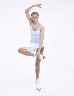 Polina Edmunds skating - Google Search