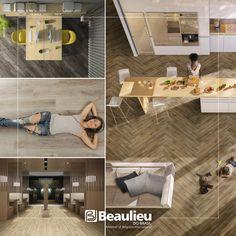 Viver com tranquilidade. Simples assim.    #lvt #pisovinilico #beaulieudobrasil #decor #home #design #pisos #vinilicos