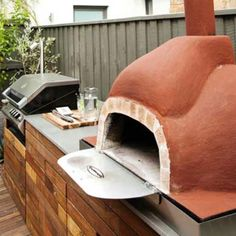 outoodr Pizza oven