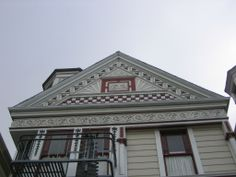 Victorian Deets...the roof.
