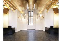 Dominique Perrault Architecture - Réaménagement du Pavillon Dufour - Château de Versailles