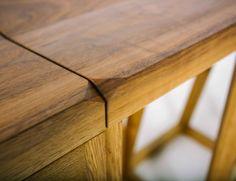 Барный Табурет #Flymassive #millworks #wood #joinery #workshop #oak #walnut…