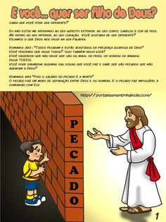 Encontrado na net Cross Equals Love, Bible Crafts For Kids, Kids Church, Sunday School, Religion, Jack 2, Crescendo, Gabriel, Professor