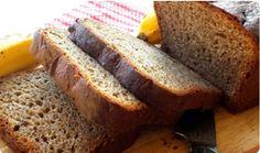 Cake à la banane parts) - Le BootCamp & Moi Valerie Orsoni, Sans Gluten, Nutrition, Banana Bread, Goodies, Desserts, Food, Picsart, Fitness