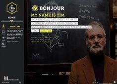 Tim Roussilhe Portfolio / timothee-roussilhe.com / #dark #background #photo