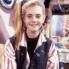 I wanted Clarissa's bedroom and style so bad as a kid.