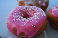 "Passion 4 baking  ""American donuts"