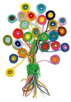 remind me of the flowers of Jurianne Matters. Make a bouquet of it ?
