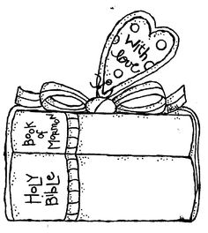 Melonheadz LDS illustrating: scriptures