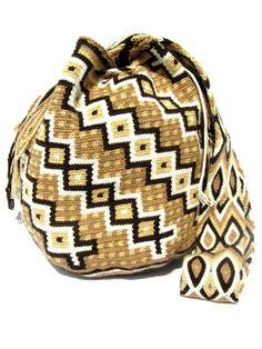 Wayuu mochila shoulder bag nature love