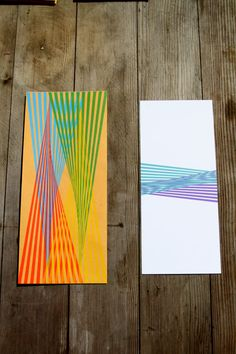envelope and note card