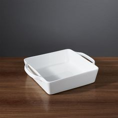 Everyday Square Baking Dish - Crate and Barrel