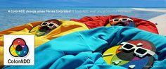 #BoasFérias #ColorfulHolidays #Holidays #Summer #ColorfulSummer #Innovation #ColorADD #colorblind #colors #colorforall #daltonismo #cores #acoréparatodos #accessibility #acessibilidade #inovação