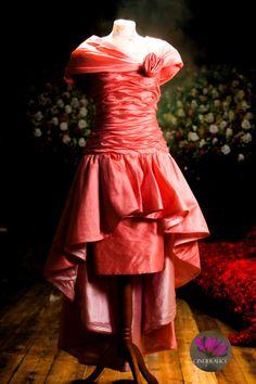 Elizabeth Arden The Salon, Mignon, Anne Marie Gabalis New York, Vintage dress, Vintage Kleid, Fotografie und Styling Stephanie und Wieland von Westernhagen.