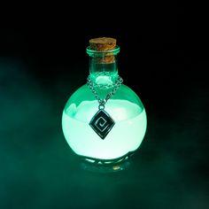 Zaubertrank Leuchte